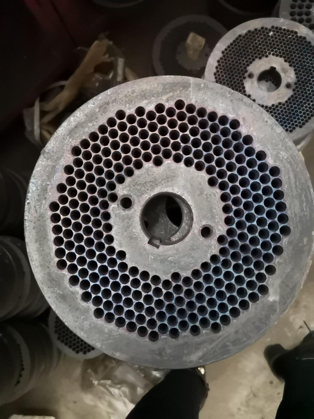 """6 מ""""מ קוטר למות מטריקס של WKL230 KL230 230mm דגם גלולה לחיצה מיל מכונת-במטחנות תבלינים מעץ מתוך כלים באתר"""