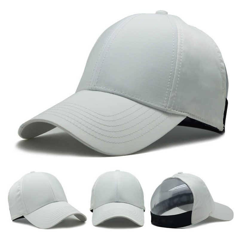 9b420ad970a ...  AETRENDS  2018 Summer pink hat women ponytail tennis hats mens baseball  caps bone trucker ...
