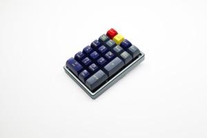 Image 5 - علبة ألومنيوم بأكسيد لجهاز كوسباد xd24 لوحة مفاتيح مخصصة ذات غرضين مع قدم مخروط من الألومنيوم