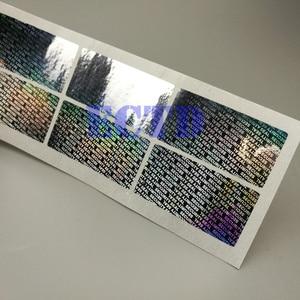 Image 4 - Étiquette autocollante imperméable à labrasion, sceau de sécurité 1000x1.57 pouces, sceau 0.79 x