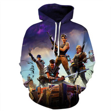 2019 New Fashion Men/Women 3d Hoodies Print Nightfall Trees Designed Sweatshirts Unisex Hooded