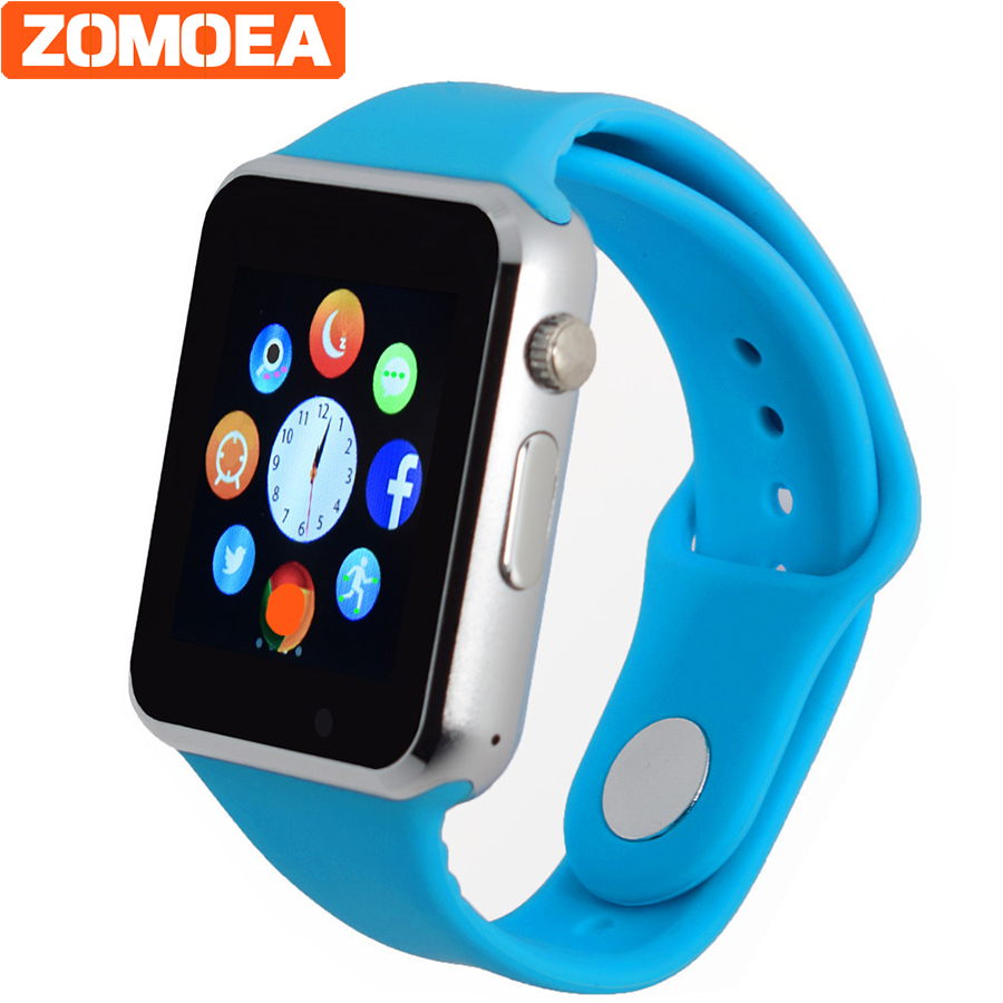 Wrist Watch Bluetooth Smart Watch Relogio Android Smartwatch Phone Call SIM TF Camera Sport Watch with Touch Screen
