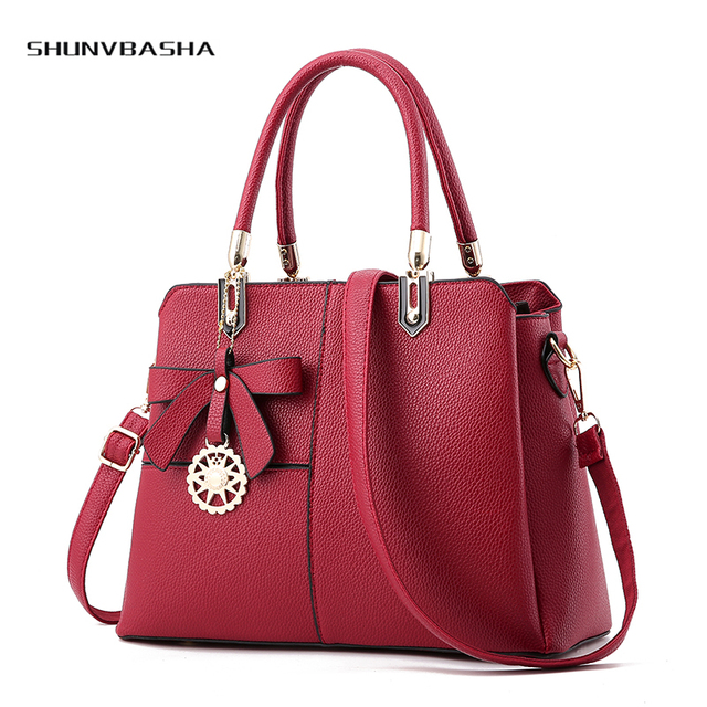 Patchwork Fashion Handbags For Ladies Hard Handle Zipper Elegant Sweet Women Shoulder Bags PU Medium Size Party Female Handbag