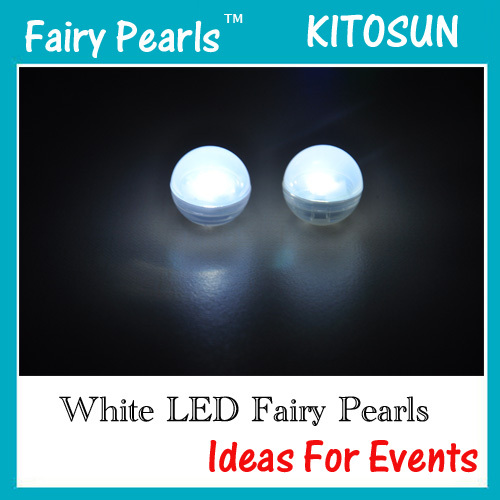 180pcs bag Flower and table centerpiece Decorative Magic LED Berry Light fairy pearls led light for