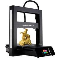Jgaurora a5s fdm 데스크탑 3d 프린터 쉬운 어셈블리 32 비트 마더 보드 대형 빌드 volume 305*305*320mm 이력서 인쇄 전원 끄기