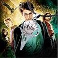 La nueva venta Caliente Popular simple color sólido Película de Harry Potter Bellatrix Negro Pájaro ósea retro collar y colgante de regalo del amigo L0053