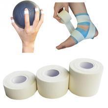 Дышащая повязка для оказания первой помощи, эластичная лента в рулоне, спортивная лента для защиты от растяжения мышц при спортивных травма...