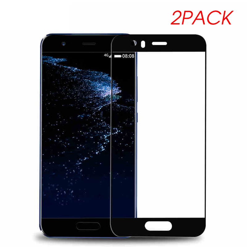 Image 2 - 2pcs Protective Glass On For Huawei p10 lite plus Tempered Glas p 10 p10lite Huavei Hauwei Huawie Screen Protector Original film-in Phone Screen Protectors from Cellphones & Telecommunications