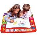 Los niños Juguetes Doodle Dibujo 1 Pintura Mat + 2 de Agua de La Pluma de Dibujo Infantil tablero de dibujo/dibujo mat