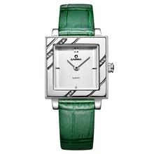 2016 marca de moda de Lujo Relojes Pulsera de Las Mujeres deslumbran belleza de las señoras de cuarzo reloj de pulsera de cristal de las mujeres CASIMA impermeable 2611