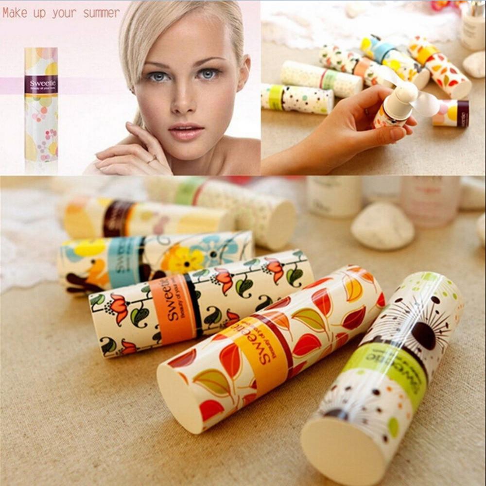 Fashion Mini Handheld Lipstick Shape Fan Portable Small Battery Operated Cooler