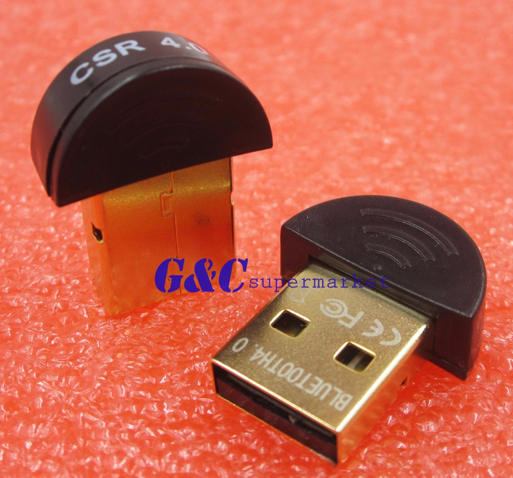 Wireless <font><b>Bluetooth</b></font> Adapter CSR 4.0 <font><b>Bluetooth</b></font> V4.0 <font><b>Dual</b></font> Mode Wireless Dongle Free <font><b>Driver</b></font> USB2.0/3.0 20m 3Mbps for PC Tables