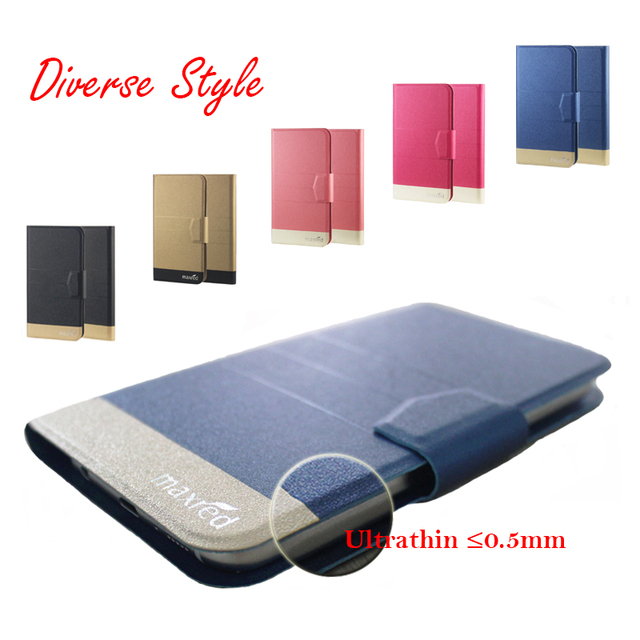 5 Colors! Cubot P30 Case 2019 High Quality Flip Ultra-thin Luxury Leather Protective Case For Cubot P30 Cover Phone