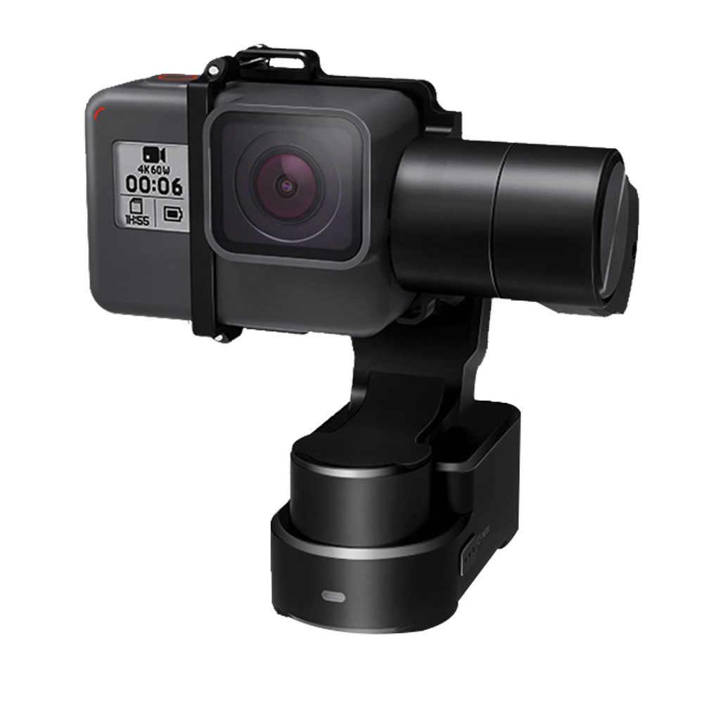 WG2X брызгозащищенный стабилизатор экшн-камеры стабилизатор 3 оси аксессуары эргономичный адаптер Простая установка для Gopro Hero
