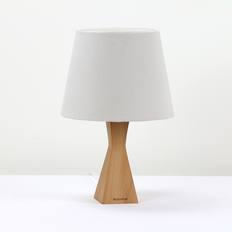 Wood Wedding Decoration Lamp Dimming Bedroom Modern Minimalist ...
