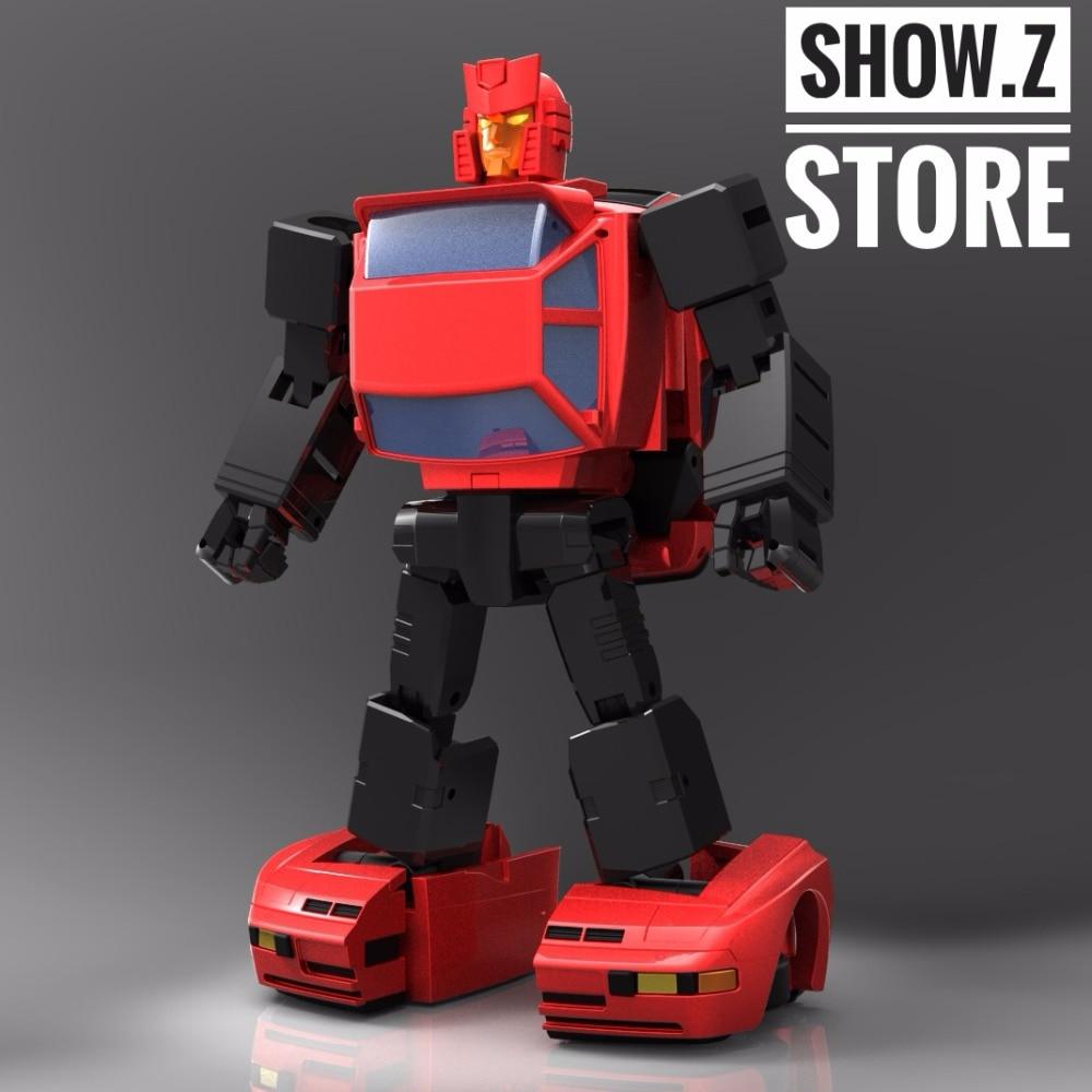 [Show.Z Store] [Pre-Order] Xtransbots MM-X Toro (Cliffjumper) Masterpece MP Xtransbot Transformation Action Figure [show z store] [pre order] dx9 toys d11 richthofen transformation action figure