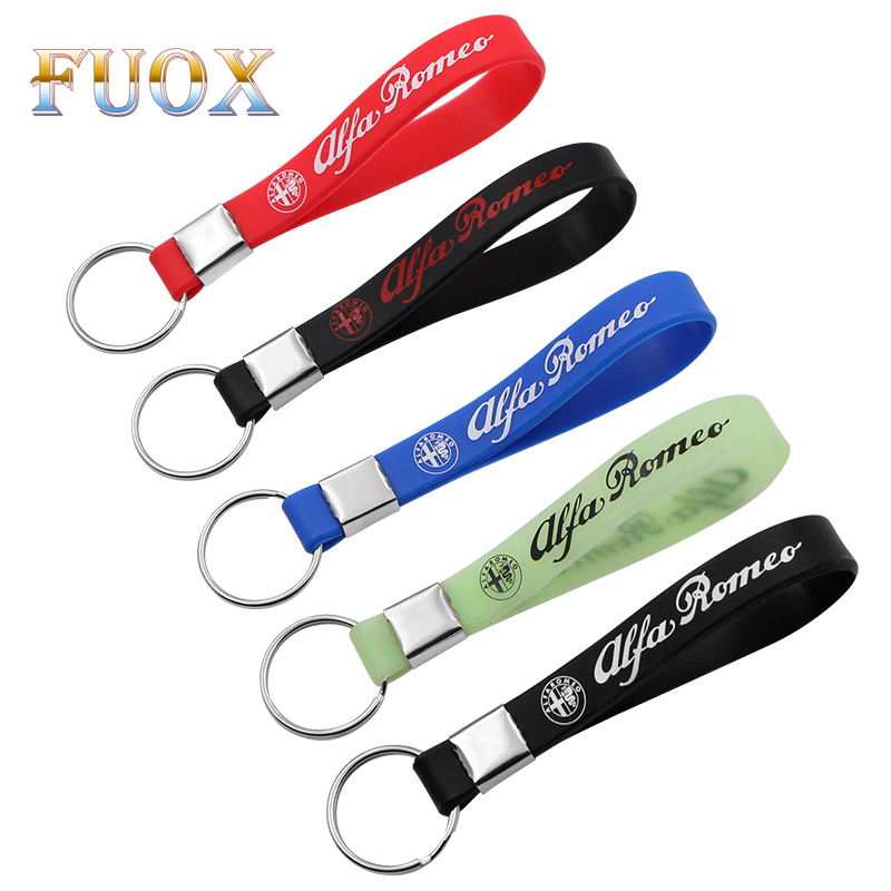 hot sell Car-Styling Car Sticker KEYCHIAN Case For Alfa Romeo 159 147 156 Giulietta 147 159 Mito KEYRING Accessories Car Styling image