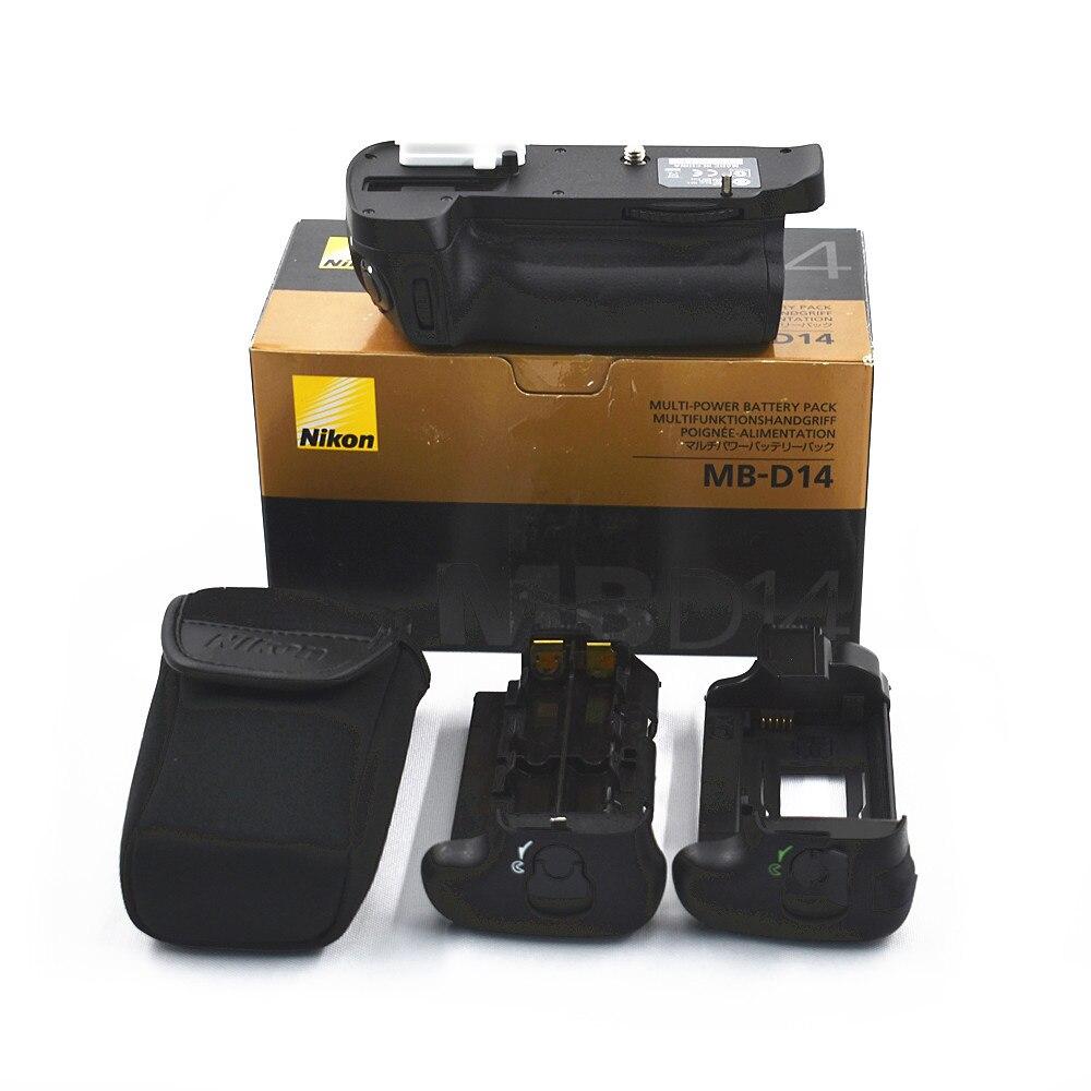 NEW MB-D14 Multi-Power Battery Pack Grip For Nikon D610 D600 EN- EL15&AA