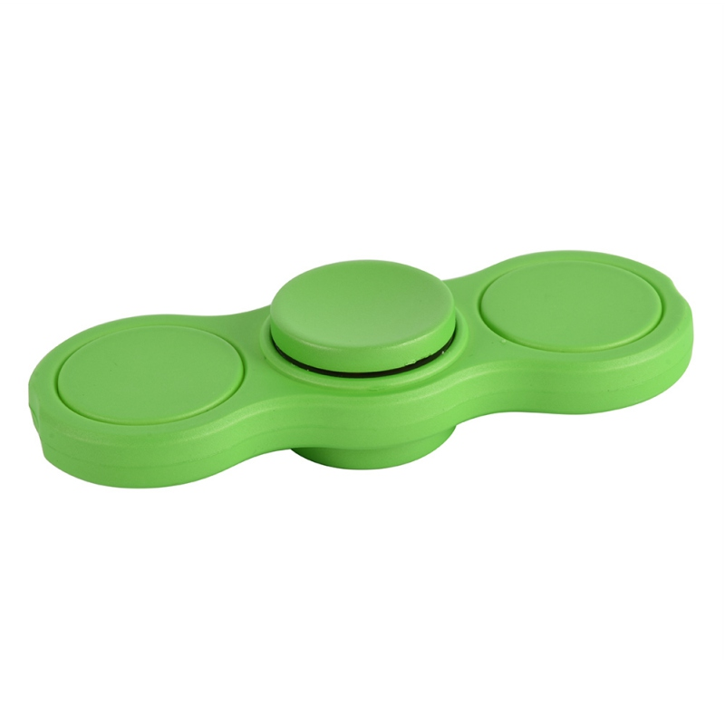 Finger Spinner Fidget Plastic EDC Hand Spinner For Autism and ADHD 6Styles Anxiety Stress Relief Focus Toys Gift