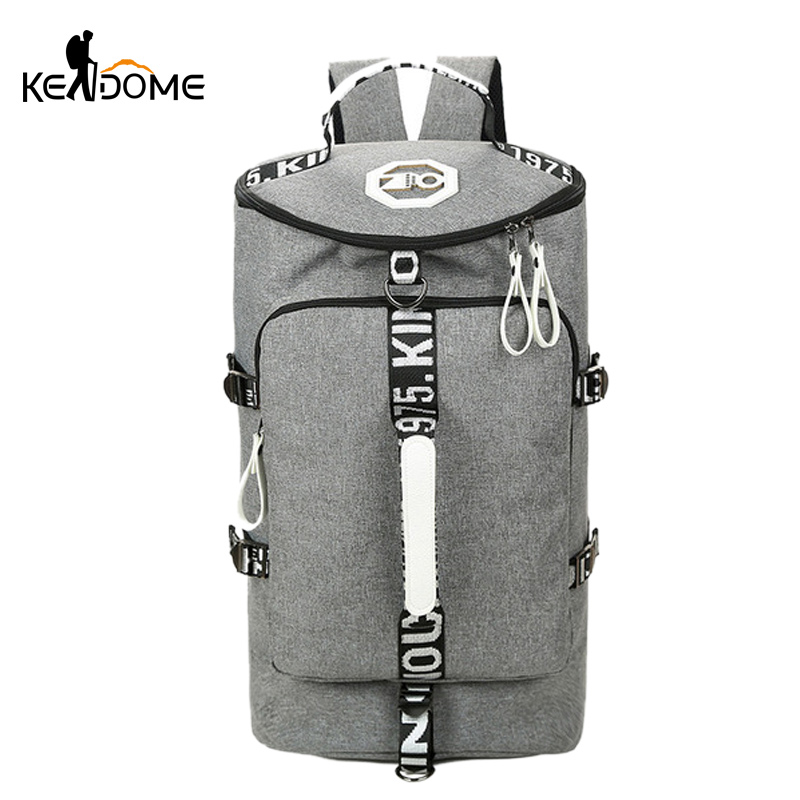 Multifunction Cylindrical Bucket Canvas Sports Gym Male Bag Graffiti Travel Handbags Women Fitness Shoulder Bag Backpack XA602WD light the mediterranean restaurant in front of the hotel cafe bar small aisle entrance hall creative pendant light df57
