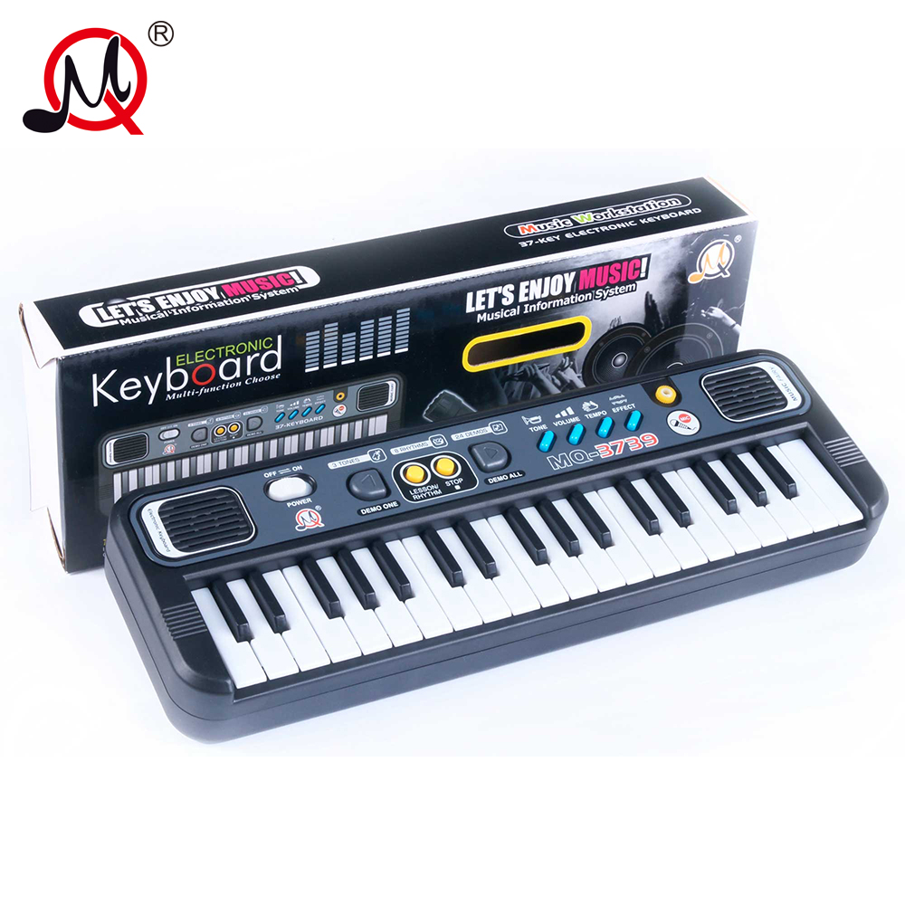 37 Keys Kids font b Digital b font Music Electronic Keyboard Electric Piano Gift Key Board