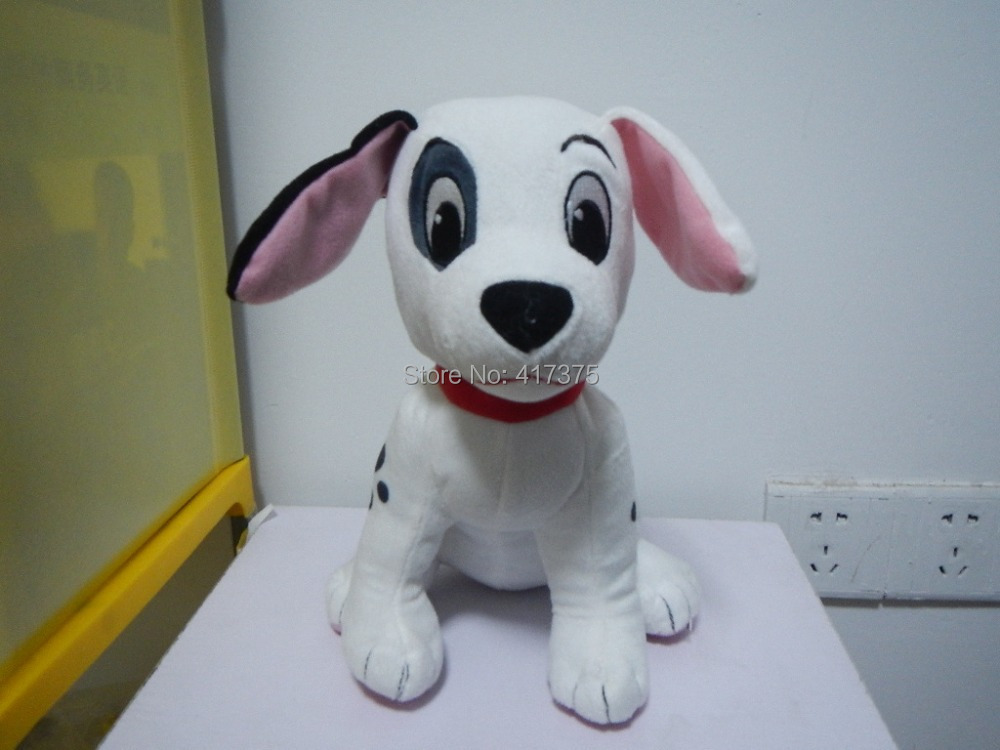 30cm 101 Dalmatians dog plush toy for kids childre...