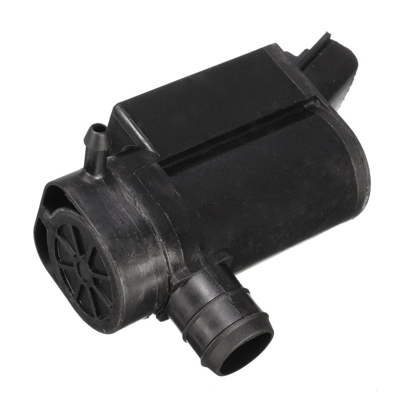 Black Windshield Washer Pump With Grommet Fit For TOYOTA For LEXUS SCION 85330-12280 90x65x30mm