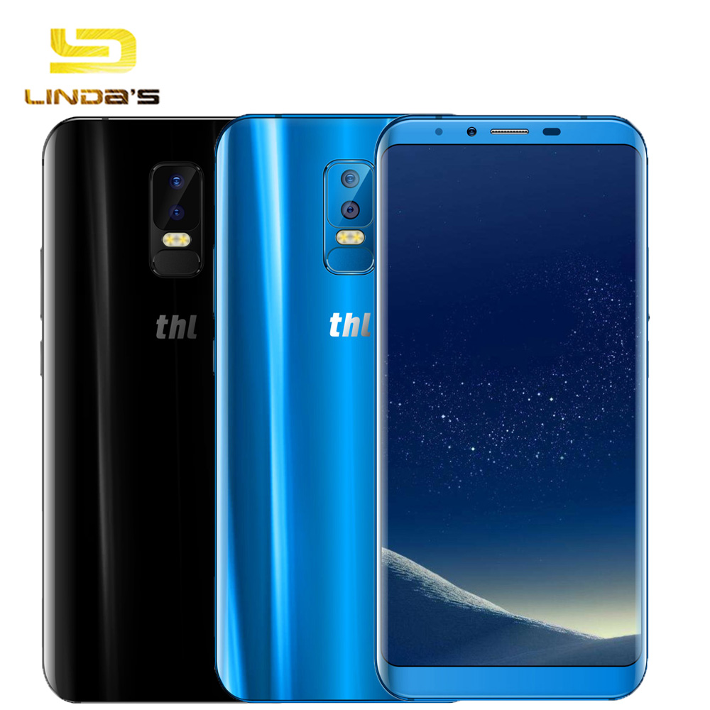 THL Knight 2 4G LTE Smartphone Android 7.0 6.0 inch MTK6750 Octa Core Mobile Phones