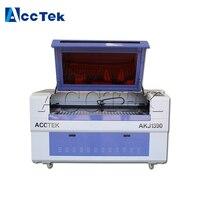 AccTek AKJ1390 деревообрабатывающий станок 1300*900 мм лазерный резак для дерева