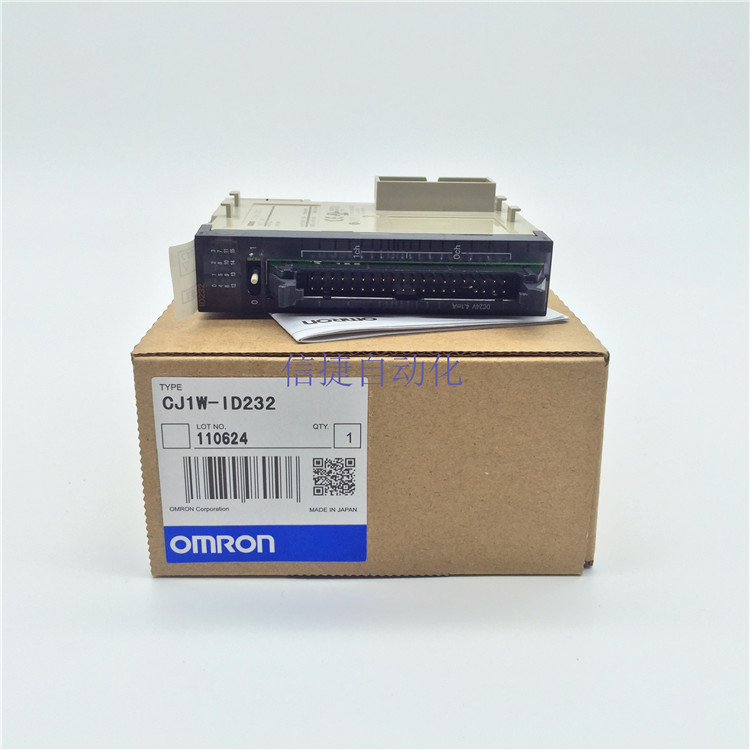 Free shipping Sensor PLC CJ1W-ID232 32 point DC input unit image