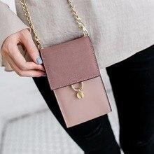 Новинка, мини сумка-мессенджер, кошелек, сумочка, сумка на цепочке для телефона, сумка через плечо, 873