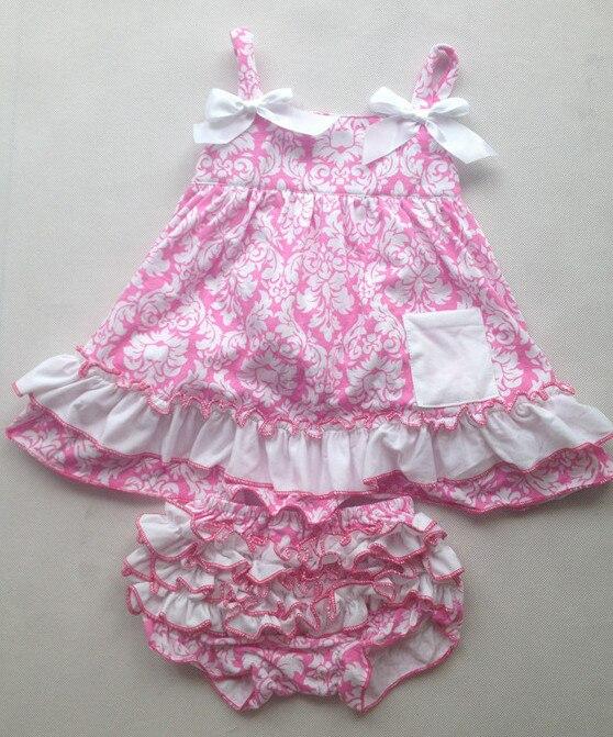 Free Shipping Beautiful Lace Toddler Dress Baby Panties Girl