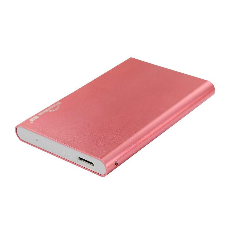 סונטה Blueendless ל USB 3.0 HDD מקרה 2.5 '' אלומיניום מארז HDD עבור מחברת / שולחן העבודה / מחשב / דיסק קשיח הלוח תמיכה win7 / 8/10
