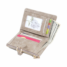 PU Leather Female Wallet
