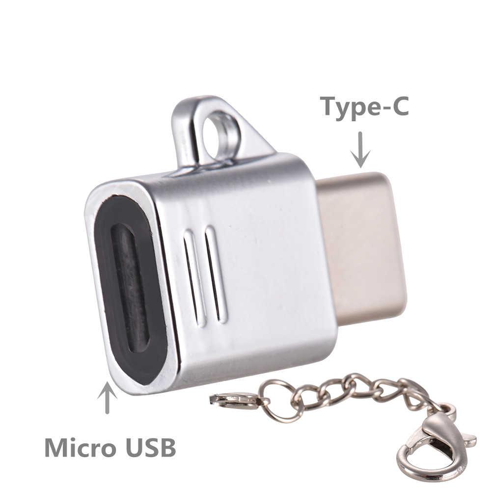 ประเภท C ไปยัง Micro USB Adapter Type-C Micro USB/ประเภท C ถึง USB 3.0 อะแดปเตอร์ OTG/ type-C TF SD Card Reader