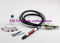 Air Micro Die Grinder Kit Mini Pencil Polishing Rotary Cutting Tool Small Size Light Weight Pen