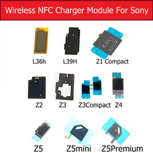 Задняя крышка чип-антенна NFC для sony Xperia Z L36h Z1 L39h Z2 Z3 Z3 Z3+ Z4 Z5 Premium/Z1 Z3 Z5 MINI Компактный беспроводной чип запчасти