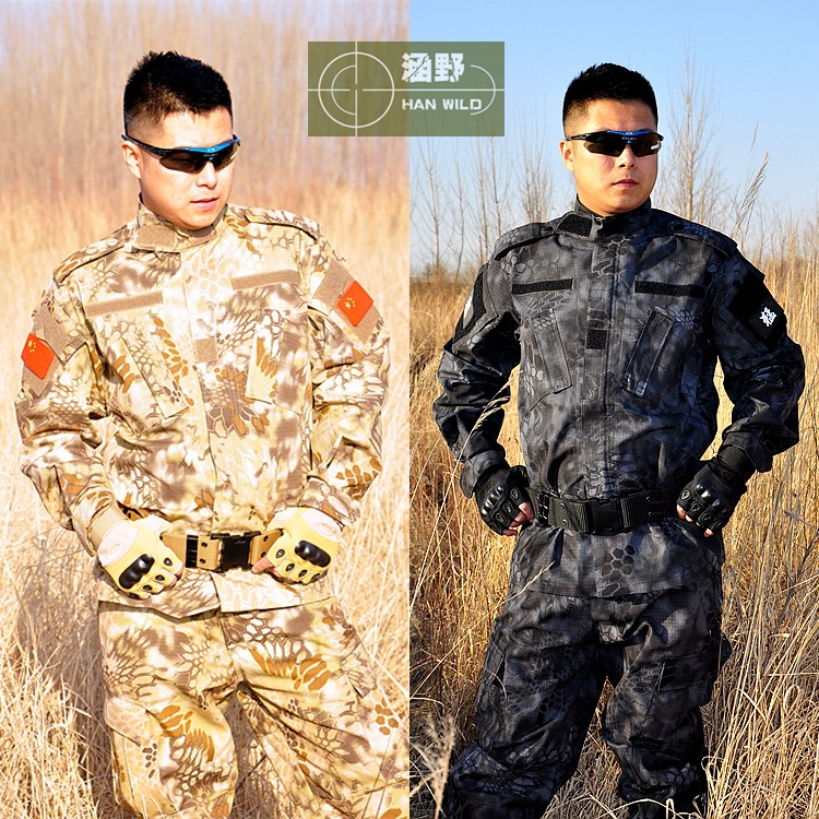 Men Airsoft Ghillie Suit Combat Long Sleeve Field Jackets Coat Cargo Pant Military BDU Tactical Uniform Clothes Set For hunting men combat field shirt long cargo pant hunting airsoft ghillie suit camouflage clothes military bdu tactical uniform set