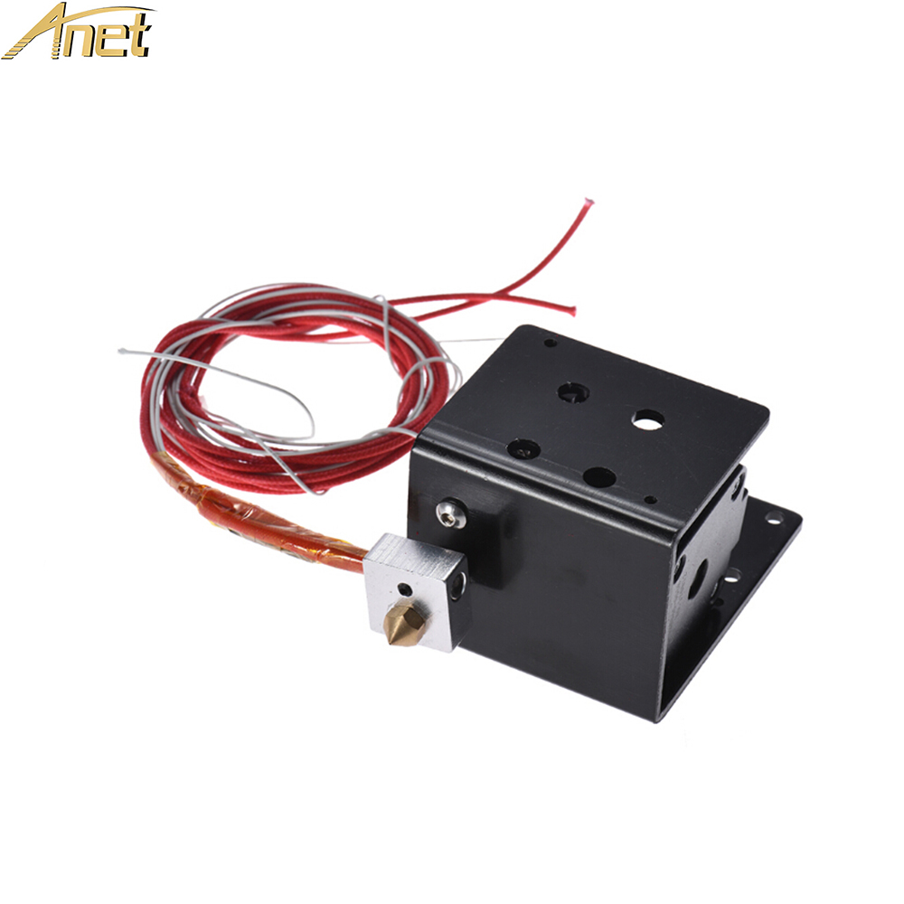Anet 3D Printer Extruder J-head Kit Feeding Nozzle Motor 3D Printer Parts for 1.75mm Filament Anet A8 Prusa i3 3D Printer dc24v cooling extruder 5015 air blower 40 10fan for anet a6 a8 circuit board heat reprap mendel prusa i3 3d printer parts page 4