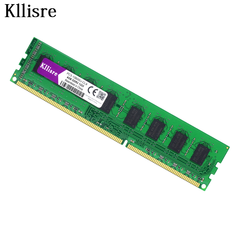 High Quality PC Desktop DDR3 4GB 1333MHz 1600MHz RAM