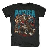 Free Shipping PANTERA VULGAR DISPLAY OF POWER MUSIC METAL ROCK BAND T SHIRT