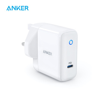 Anker PowerPort Speed 1,USB Type-C 30W Wall Charger &Power Delivery for HTC 10,Nexus,LG,Pixel C,Samsung W700, MacBook,iPad etc