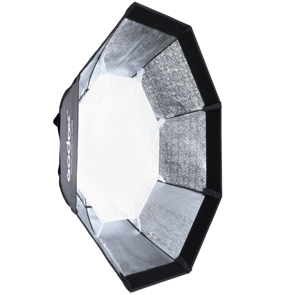 "Godox Pro Studio Octagon Softbox 95cm 37"" Honeycomb Grid Reflector Softbox With Bowens Mount For Studio Strobe Flash Light"