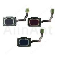 Voor Samsung Galaxy S9 Plus G965U G955N G965F S9 G960U G960N G960F Originele Terug Home Knop Vingerafdruk Sensor Thuis Flex kabel