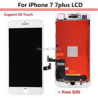 100 Test OEM Quality For IPhone 7 7Plus LCD Complete Display Screen With Touch Glass Digitizer