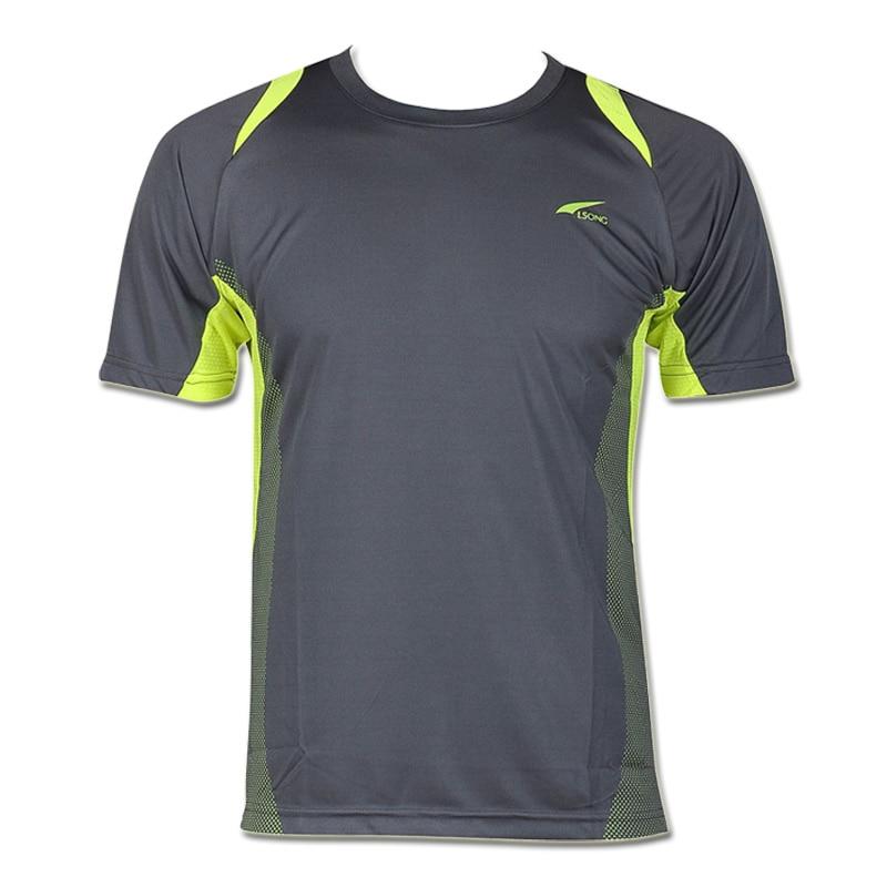Nykomst 2019 män Designer T-shirt Casual Quick Dry Slim Fit tröja - Herrkläder - Foto 3