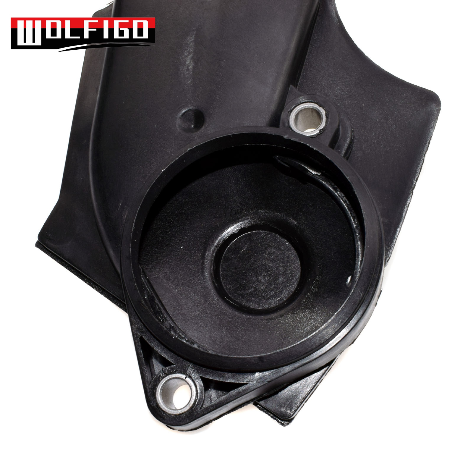 small resolution of wolfigo thermostat housing assembly fit 2001 02 03 04 2005 audi a6 allroad quattro vw passat 078121121k new in thermostats parts from automobiles