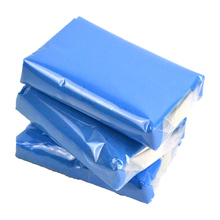 3pcs Auto Shine Magic Blue Clay Bar for Auto Detailing Cleaner & Car Washer 100g