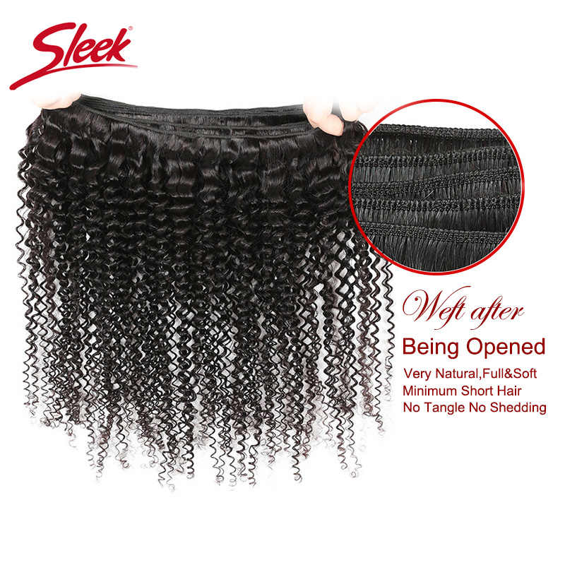 מלוטש ברזילאי שיער Weave חבילות קינקי מתולתל חבילות 8-28 30 אינץ חבילות ללא רמי שיער טבעי הארכת 3/4 צרור עסקות