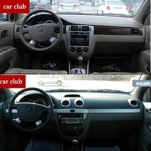 Для Chevrolet Lacetti Optra Daewoo Nubira Gentra Suzuki Reno Forenza Dashmats аксессуары для стайлинга автомобилей крышка приборной панели